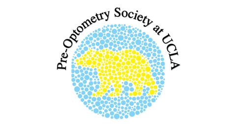 Pre-Optometry Society at UCLA Logo
