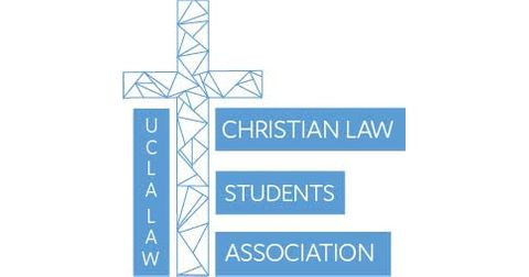 Christian Law Students Association Logo
