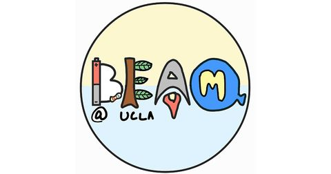 Building Engineers and Mentors at UCLA (BEAM) Logo
