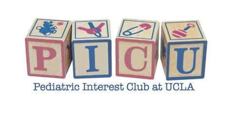 Pediatric Interest Club @ UCLA Logo