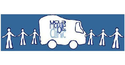 Mobile Clinic Project at UCLA Logo