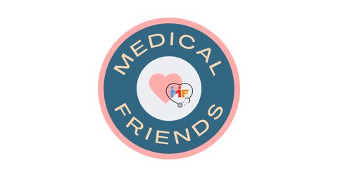Medical Friends at UCLA Logo