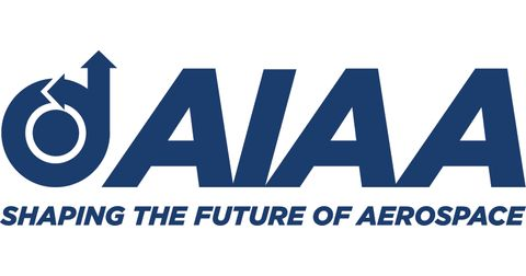 American Institute of Aeronautics and Astronautics at UCLA Logo