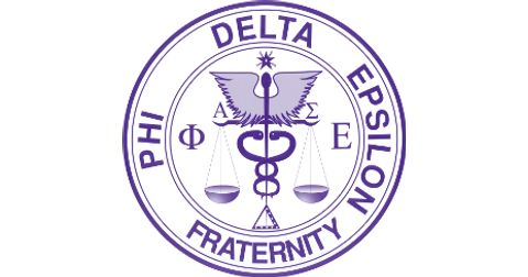 Phi Delta Epsilon - International Medical Fraternity Logo