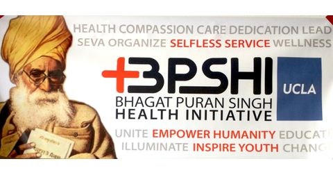 Bhagat Puran Singh Health Initiative Logo