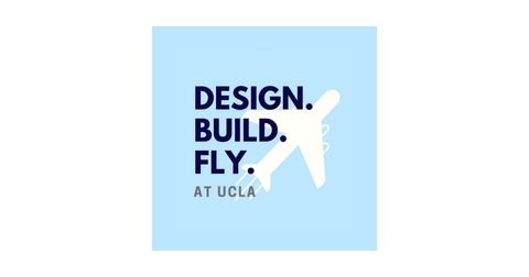 Design Build Fly at UCLA Logo