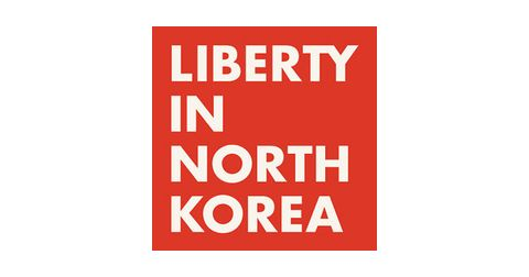 Liberty in North Korea at UCLA Logo