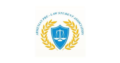 Armenian Pre-Law Student Association Logo