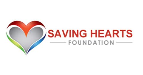 Saving Hearts Foundation Logo