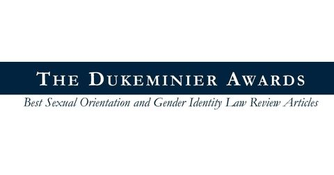 Dukeminier Awards Journal of Sexual Orientation and Gender Identity Law Logo