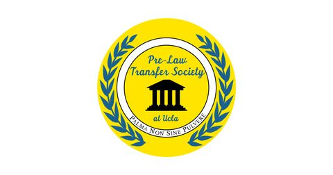 Pre-Law Transfer Society Logo