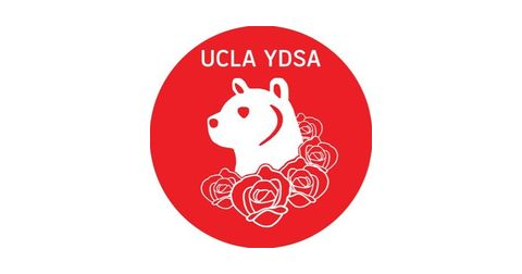 Young Democratic Socialists of America at UCLA Logo