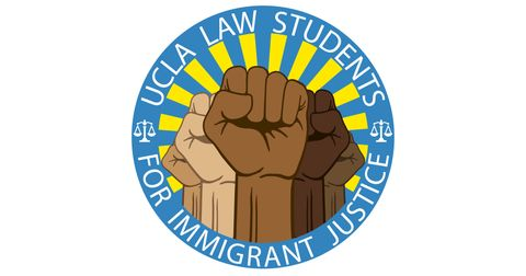 Law Students for Immigrant Justice Logo