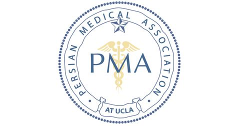 Persian Medical Association  Logo