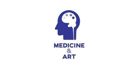 Medicine and Art Logo