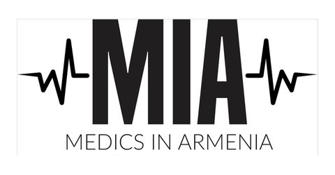 Medics In Armenia Logo