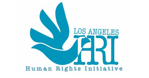 Los Angeles Human Rights Initiative Logo