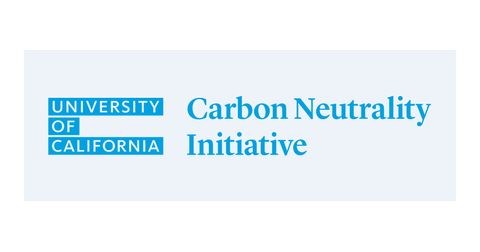 Carbon Neutrality Initiative at UCLA Logo