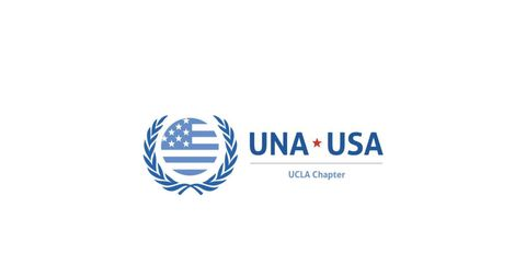 United Nations Association at UCLA Logo