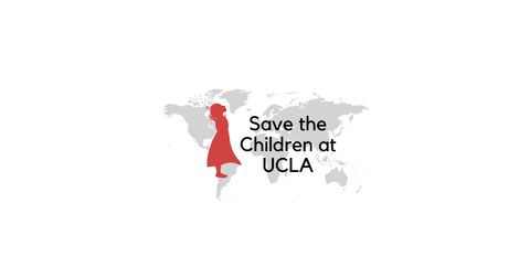 Save the Children at UCLA Logo