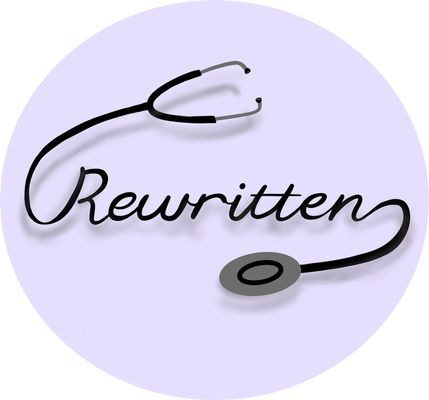 The Rewritten Pre-Medical Experience Logo