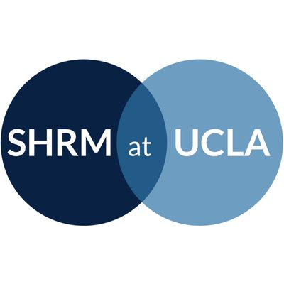 SHRM at UCLA Logo