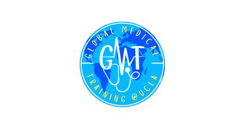 Global Medical Training at UCLA Logo