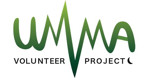 UMMA Volunteer Project (UVP) Logo