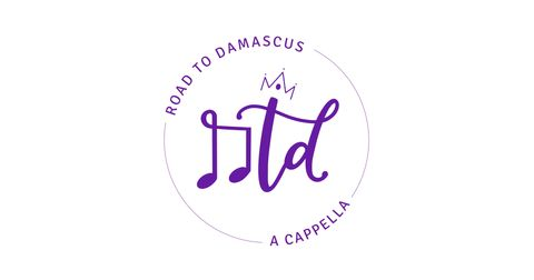 Road to Damascus A Cappella Logo